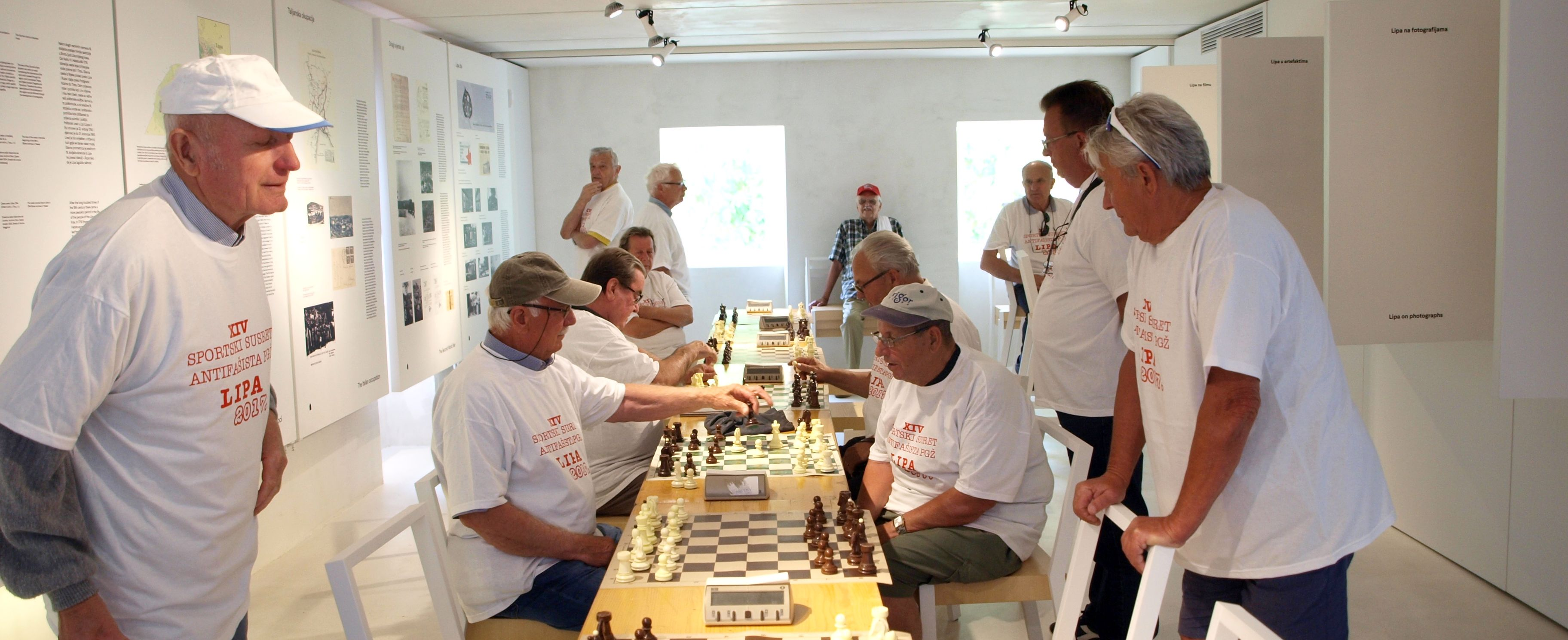 Natjecanje u šahu